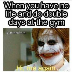 Funny Workout Quotes QUOTATION – Image : Quotes Of the day – Description And coach goes, you were already here today! Sharing is Caring – Don't forget to share this quote ! Sport Motivation, Fitness Motivation, Fitness Memes, Fitness Shirts, Gym Fitness, Health Fitness, Anytime Fitness, Motivation Quotes, Monday Motivation