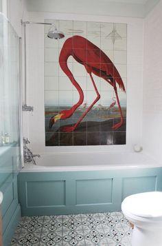 Bathroom Tiles - Ideas for Design and Texture