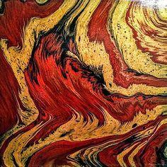 moskvaart / Austrália - akryl 50 x 50 cm Painting, Art, Art Background, Painting Art, Paintings, Kunst, Drawings, Art Education