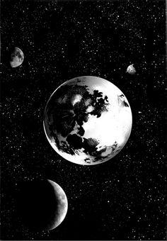 Kosmos w mandze cz. 2