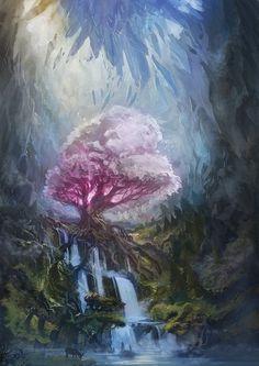 laughingmagician: OSMADTH - Tree of life by ~flaviobolla