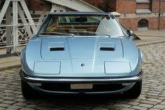 1972 Maserati Indy - 4200 Coupé