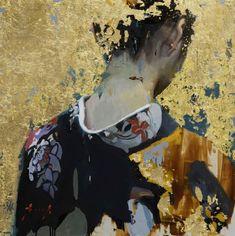 Painting People, Figure Painting, Watercolor Skin Tones, Christian Hook, Flame In The Mist, Portraits, Painting Studio, Epic Art, Sky Art