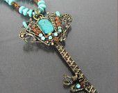 """I added """"Silver rings Wire art Filigree Pendants Gift by NK"""" to an #inlinkz linkup!Www.etsy.com/shop/NKjewelrydesign"""