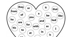 Heart Sight Word Game.pdf