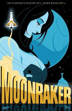 Cool Art: 'Moonraker' by Mike Mahle