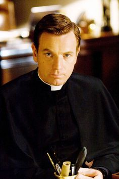 Ewan - If all priests looked like this, Catholic churches would be full for every mass.