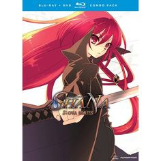 Shakugan no Shana: Ova Series [2 Discs] [Blu-ray/Dvd]