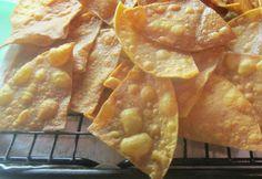 Homemade Tortilla Chips - Home Ec @ Home