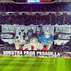 Tifo Real Madrid