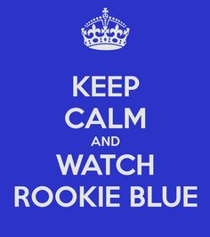 Rookie Blue is honestly my favorite show ever!  me some Sam Swarek!