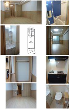 Tokyo Suginami Apartment for Rent ¥80,000 @Takaido 8mins 22.43㎡ Please Ask…