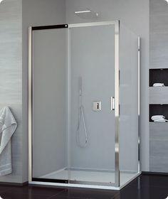Portes et parois de douche VALEA - VAL2+VALT Lockers, Locker Storage, Divider, Cabinet, Bathroom, Design, Furniture, Home Decor, Shower Screen
