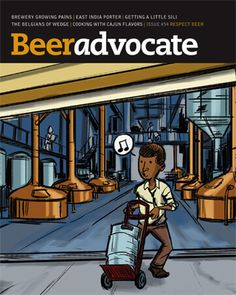 Awesome Craft Beer magazine.