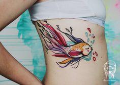 richardsantay: Fish (Bumpkin Tattoo)