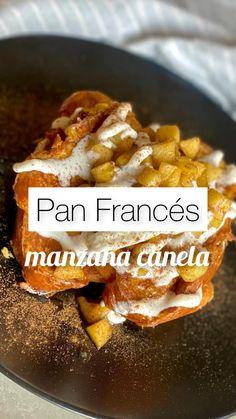 Yummy Healthy Snacks, Healthy Breakfast Recipes, Snack Recipes, Yummy Food, Sweet Breakfast, Breakfast Dessert, Deli Food, Cinnamon Bread, Artisan Bread