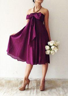 Beautiful   Violet  Maxi Dress Cotton by thaichaiangraicotton, $25.00