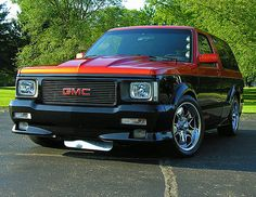 GMC Typhoon by epix1718, via Flickr Show Trucks, Mini Trucks, Chevy Trucks, S10 Pickup, Suv 4x4, S10 Blazer, Rv Manufacturers, Chevy S10, Gm Car