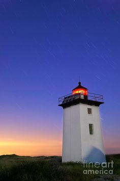 ✮ Wood End Lighthouse - Provincetown on Cape Cod Massachusetts