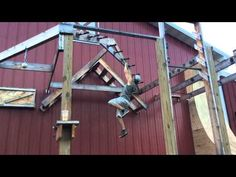 Ninja Warrior home course. - YouTube