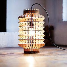 Lampe lanterne | Massow Design | Lantern Lamp