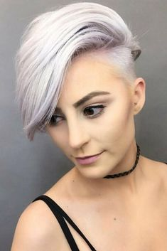An undercut with that color is a winning combination!