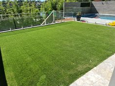 A residential synthetic grass job completed in Waratah West #syntheticgrass #playground #schoolyard #softfall #fakegrass #play #transform Fake Grass, Commercial Flooring, Central Coast, Wet And Dry, Pavement, Newcastle, Playground, Fields, How To Look Better