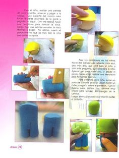 STEP BY STEP TEAM BUILDERS sugarpaste PART N°2
