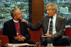 Bishop Gene Robinson and Sir Ian McKellen on The Andrew Marr Show