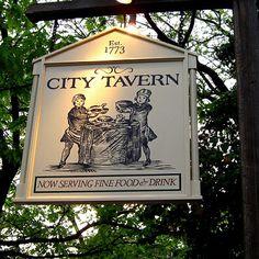 City Tavern, Philadelphia, PA | Old City, Philadelphia,PA