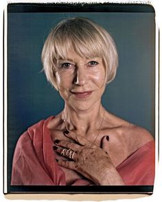 Can you imagine finding out that you're a whole year younger than you thought you were? Now imagine you are Dame Helen Mirren... and that news was delivered by none other than Ellen Degeneres. Watch Helen Mirren get a new lease on life at the link in bio. Photograph by Chuck Close for V.F. March 2014. via VANITY FAIR MAGAZINE official Instagram - #Beauty and #Fashion Inspiration - Beautiful #Dresses and #Shoes - Celebrities and Pop Culture - Latest Sales and Style News - Designer Handbags…
