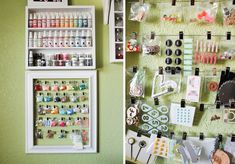 """<p> <span style=""""background-color: initial;"""">Hi everyone! Carissa here! I'm so happy to be sharing one of my favorite places in the whole wide world today, and that place is my craft room! I'm so blessed to have a room that's all mine. It started as an office, and as my love for paper crafting grew, it has been taking over by all things crafty {except for the closet, which houses the all-important printer and bill paying necessities}.</span> </p..."""
