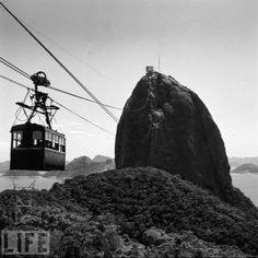 Rio, vintage LIFE image