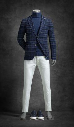 892e9afa3900 Las 873 mejores imágenes de Outfit Blazer Cuadros Grandes y Tartán ...