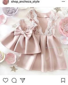 39 trendy baby girl fashion mommy and Mommy And Me Dresses, Little Dresses, Little Girl Dresses, Flower Girl Dresses, Girls Pageant Dresses, Party Dresses, Formal Dresses, Jw Mode, Mother Daughter Fashion