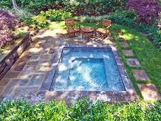 All i want. Just a small Garden Pool.