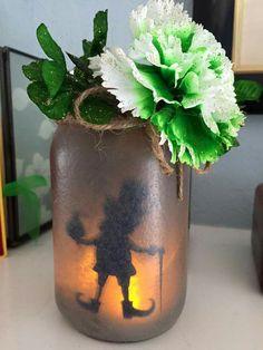 Catch a leprechaun and keep him in a jar