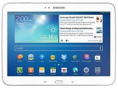 Samsung Galaxy Tab 3 10.1 P5200 (16 GB, 1 GB RAM, 3.15 MP, 3G, Wi-Fi) only for AED 1,169.00