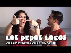 EL RETO DE LOS DEDOS LOCOS | CRAZY FINGERS CHALLENGE
