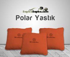 Polar Yastık Turuncu www.sapkasapka.com
