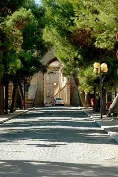 Porta Marina #marcafermana #campofilone #fermo #marche