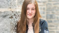 13-jarige Hanne Dauwe is de winnaar van Speel het hard