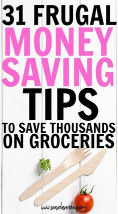 Save money on groceries while eating well with these frugal living tips! It's easy to cut your food budget if you know some simple thrifty tricks. How to Save on Food | Food Saving Tips | Spend Less On Food | Food Saving Hacks | Cut Down Food Expenses | Ways to Save on Food | Save on Groceries | Save Money on Food Tips | Cut Grocery Bills