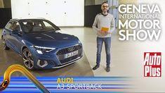 Tombé a bord de la Audi Sportback vidéo – 2020 Audi A3 Sportback, Audi Audi, Geneva, Bmw 1 Series, Athlete