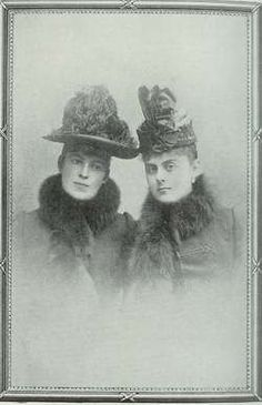 Marie Larisch and Mary Vetsera. Her World, Amelie, More Photos, My Images, Austria, Charlotte, Royalty, Mary, France