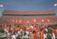 its great to be a clemson tiger