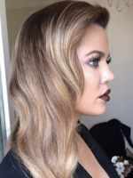 Khloé Kardashian Debuts A Whole New Kind Of Blonde #refinery29