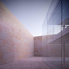 Gallery of Zamora Offices / Alberto Campo Baeza - 13