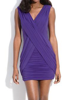 BCBG dress for VEGAS