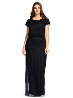 Feel trendy and chic in this new-season's latest curation of plus size clothing, only at CoEdition. Evening Dresses Plus Size, Prom Dress Shopping, Beaded Gown, Floor Length Dresses, Chic Dress, Formal Gowns, Flare Skirt, Day Dresses, Plus Size Outfits